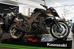 fraccaro moto concessionaria kawasaki bmw